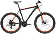 Велосипед Welt Ridge 2.0 HD 2019 matt grey/acid red (US:M)