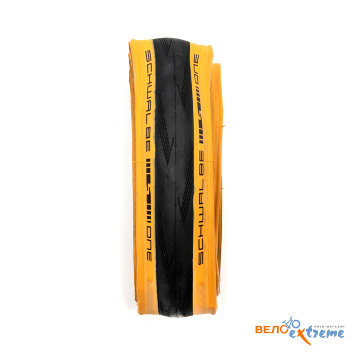 Покрышка 700X25C (25-622) Schwalbe ONE TLE RACEGUARD, MICROSKIN, TLE B/CL-SK HS462 ADDIX 67EPI